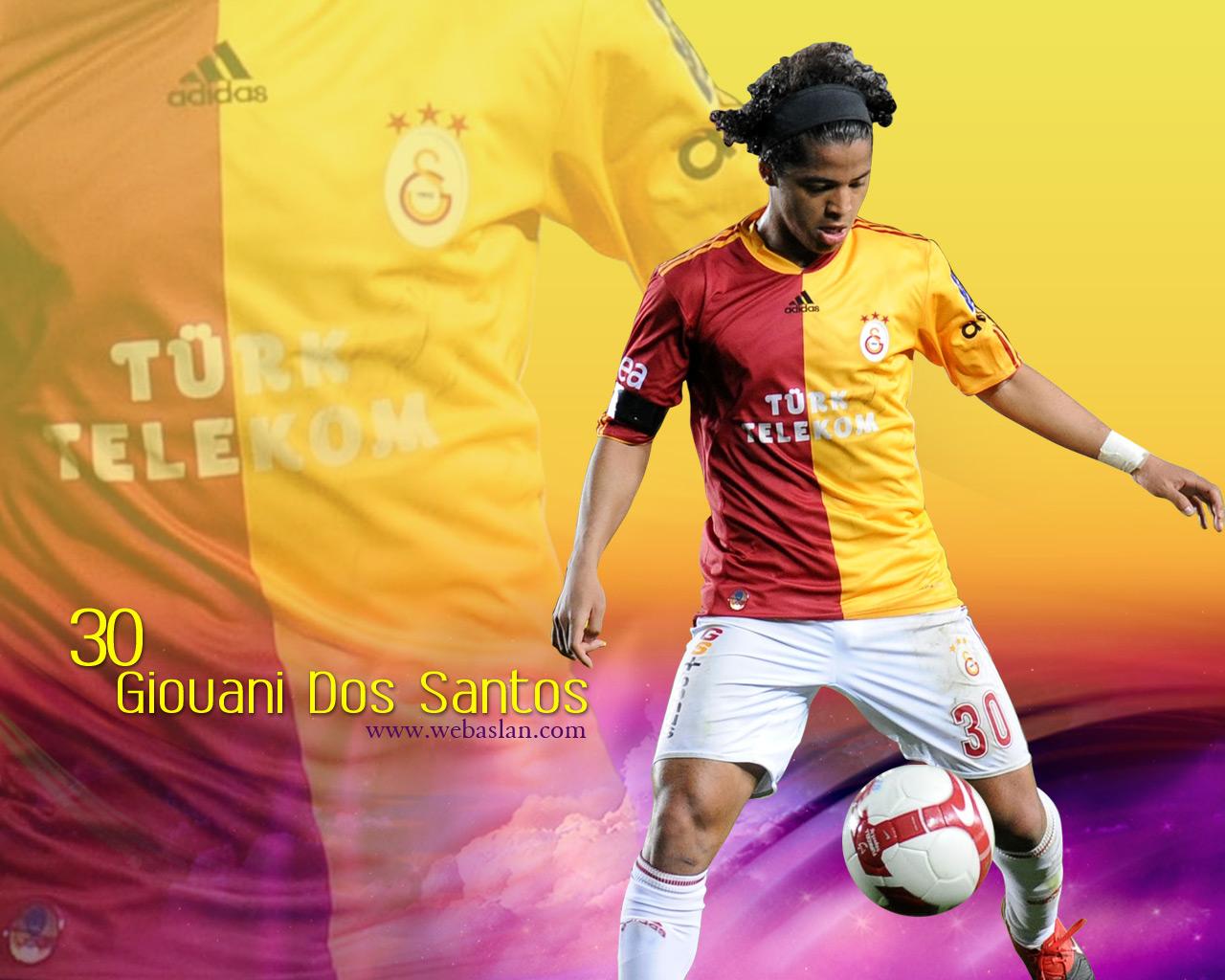 Giovani Dos Santos - Galatasaray SK 2009/2010 - THANK U GiO !