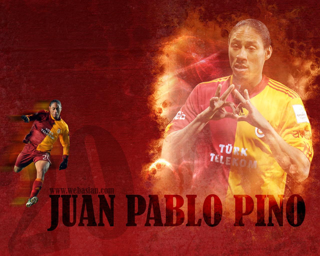 JUAN PABLO PiNO - GALATASARAY SK 2010/2011 - *EL MAGO*