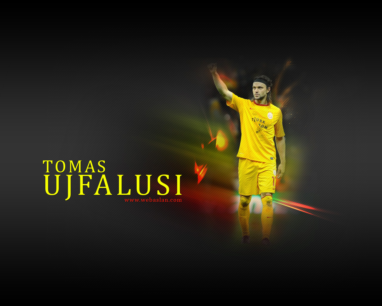 Tomáš Ujfaluši - der tschechische Barbar - Galatasaray SK 2011/2012