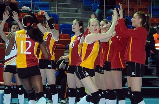 Galatasaray Bayan Voleybol Takimi Yesilyurt Diger Sporlar