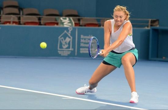 Sharapova geri dönüyor
