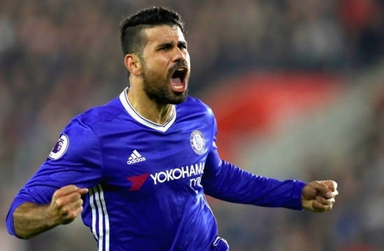 Atletico Madrid Chelsea'den Diego Costa transferini açıkladı