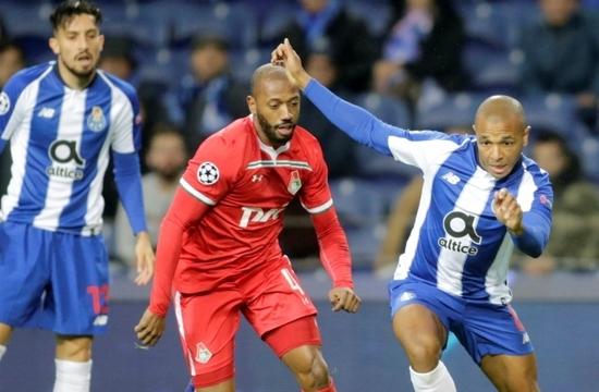 Porto, Lokomotiv Moskova'yı bitirdi!