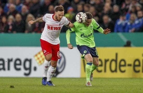 Schalke penaltılarda güldü!