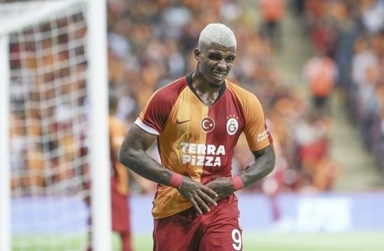 Galatasaray'da Lemina, oyuna devam edemedi!