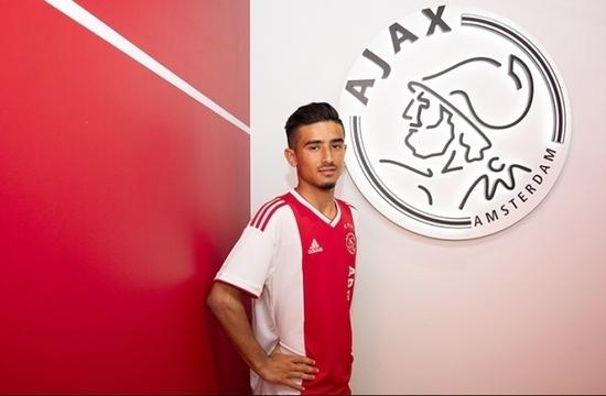 Ajax'tan 15'lik Türk'e profesyonel sözleşme!