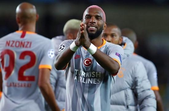 Galatasaray'ın yeni lideri Ryan Babel