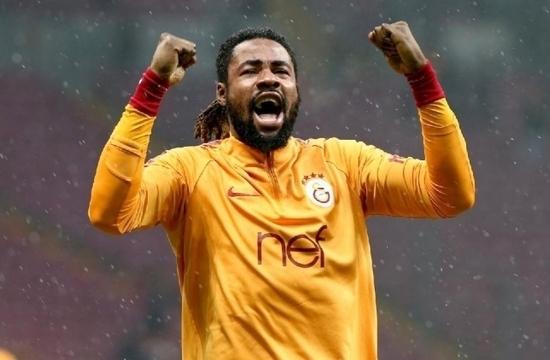 Galatasaray'ın ilk transferi Christian Luyindama!